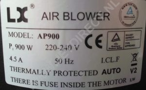 air-blower-lx-ap-900