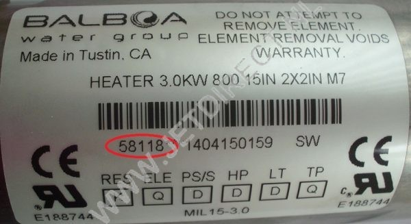 Balboa-heater-pipe