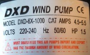 dxd-6x-sticker