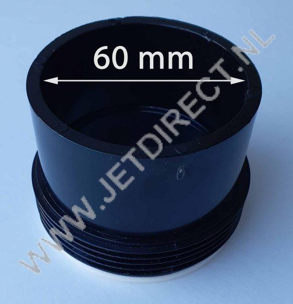 2-inch-koppeling-buitendraad