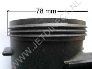 2-inch-aansluiting