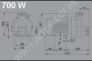 eurosip-pump-700-w