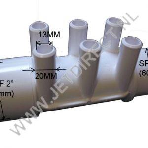 water-verdeler-60-mm