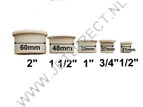 PVC-plug-inch-maten