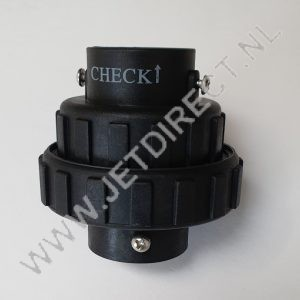 blower-check-valve